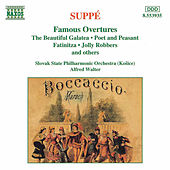 Famous Overtures by Franz von Suppe