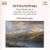 Piano Works Vol. 3 by Karol Szymanowski