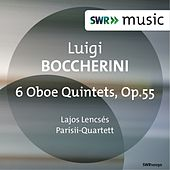 Play & Download Boccherini: 6 Oboe Quintets, Op. 55 by Lajos Lencses   Napster