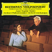 Play & Download Beethoven: Violin Concerto by Anne-Sophie Mutter | Napster