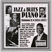 Play & Download Jazz & Blues Piano Vol. 2 (1924-1947) by Various Artists | Napster
