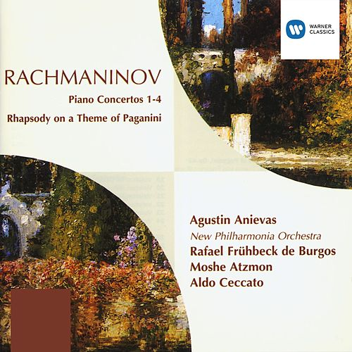 Play & Download Piano Concertos by Sergei Rachmaninov | Napster