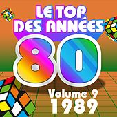 Le top des années 80, vol. 9 (1989) de Various Artists