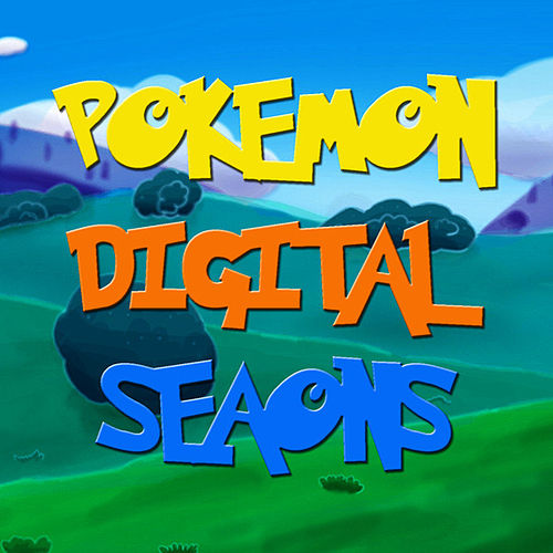 Pokemon Digital Seasons by iClas