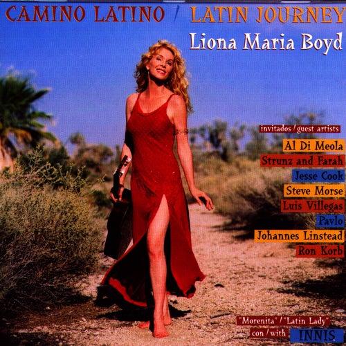 Camino Latino/Latin Journey by Liona Boyd