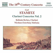 Clarinet Concertos Vol. 2 by Carl Stamitz