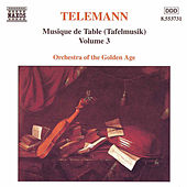 Play & Download Tafelmusik Vol. 3 by Georg Philipp Telemann | Napster