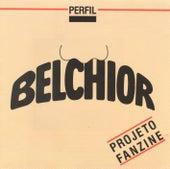 Perfil (Projeto Fanzine) by Belchior