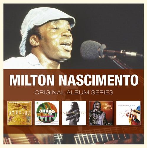 Milton Nascimento - Original Album Series von Milton Nascimento