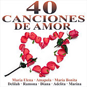 Play & Download 40 Canciones de Amor by Various Artists | Napster
