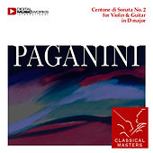 Play & Download Centone di Sonata No. 2 for Violin & Guitar in D major by Niccolo Paganini | Napster