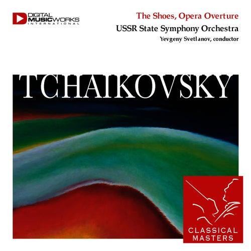 The Shoes, Opera Overture by Pyotr Ilyich Tchaikovsky