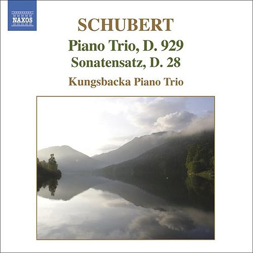 SCHUBERT: Piano Trio No. 2 / Notturno by Kungsbacka Trio