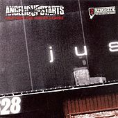 Live From The Justice League by Angelic Upstarts