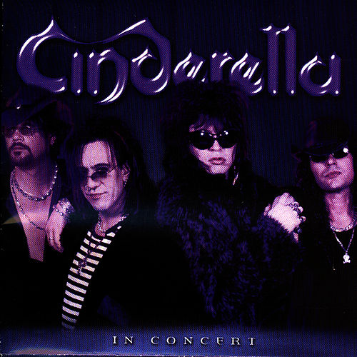 Live At The Key Club by Cinderella