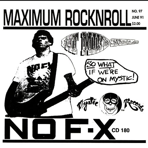 Maximum RocknRoll by NOFX