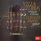 Play & Download Villa-Lobos:  5 Preludes, 12 Etudes by Lubomír Brabec | Napster