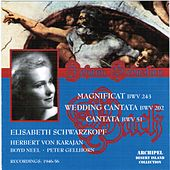 Play & Download Bach: Magnificat, Wedding Cantata & Cantata by Various Artists | Napster