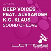 Sound Of Love (feat. Alexander K.G. Klaus) by Deepvoices