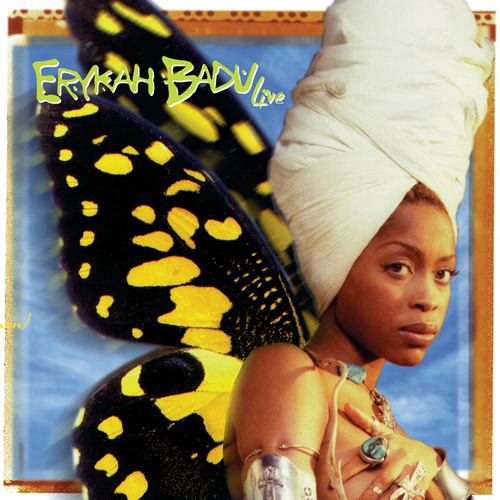 Play & Download Live by Erykah Badu | Napster