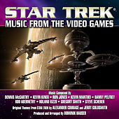 Star Trek: Music from the Video Games by Dominik Hauser