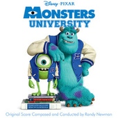 Play & Download Monsters University by Randy Newman | Napster