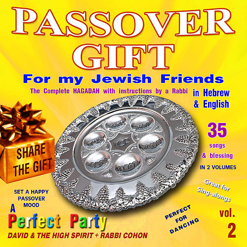 Play & Download Passover gift for my jewish friends, vol. 2 by David & The High Spirit | Napster