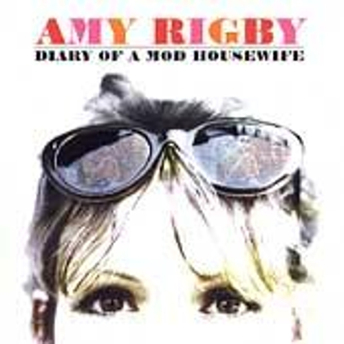 Diary Of A Mod Housewife by Amy Rigby