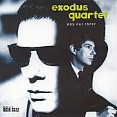 Way Out There by Exodus Quartet