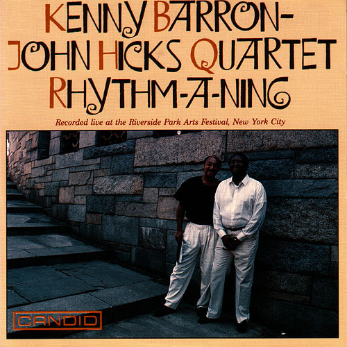 Play & Download Rythm-A-Ning by Kenny Barron | Napster