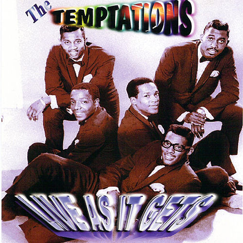 Play & Download Live As It Gets by The Temptations | Napster