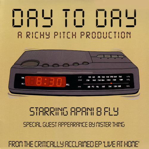 Play & Download Day To Day by Richy Pitch | Napster