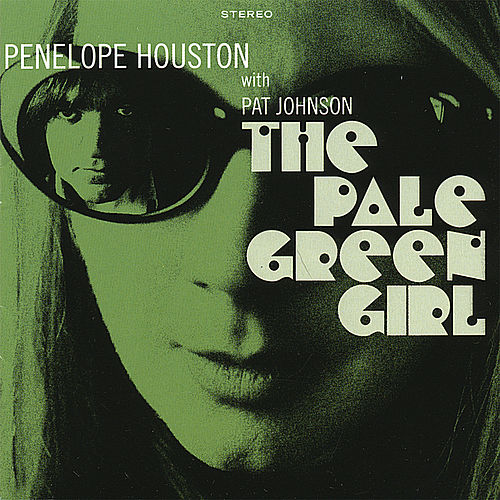 The Pale Green Girl by Penelope Houston