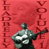 Leadbelly, Vol. 1 by Leadbelly