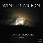 Winter Moon von Tomasz Trzcinski
