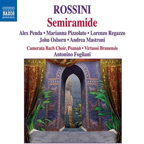 Play & Download Rossini: Semiramide by Alexandrina Pendatchanska | Napster
