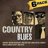 6-Pack Country Blues by Various Artists
