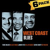 Play & Download 6-Pack: West Coast Blues by Various Artists | Napster