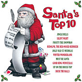 Santa's Top 10 by Various Artists