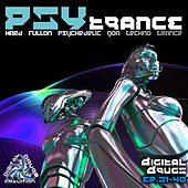 Digital Drugs Coalition Psy Trance Hard Fullon Psychedelic Goa Techno EP's 21-40 by Various Artists