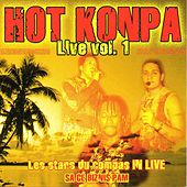 Hot Konpa Live, Vol. 1 (Live) by Various Artists
