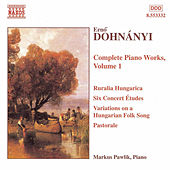 Complete Piano Works Vol. 1 by Erno Dohnanyi