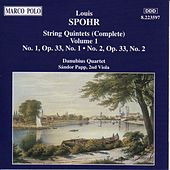 String Quintets Nos. 1 & 2 by Louis Spohr