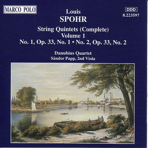 Play & Download String Quintets Nos. 1 & 2 by Louis Spohr | Napster