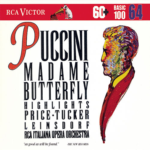 Play & Download Puccini: Madame Butterfly Highlights (RCA) by Giacomo Puccini | Napster