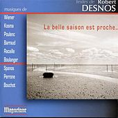 La belle saison est proche by Various Artists