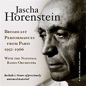 Play & Download Jascha Horenstein: Broadcast Performances from Paris, 1952-1966 by Various Artists | Napster