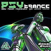Digital Drugs Coalition Psy Trance Hard Fullon Psychedelic Goa Techno EP's 1-10 by Various Artists