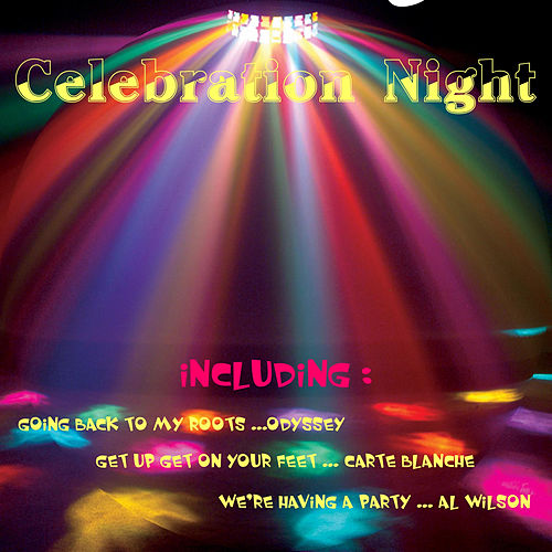 Play & Download Celebration Night by Various Artists | Napster