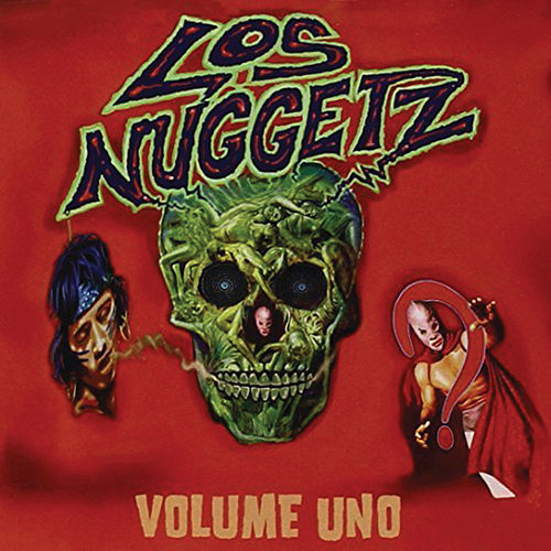 Los Nuggetz - 60's Punk, Pop and Psychedelic From Latin America by Various Artists